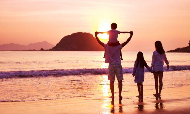 Top 10 vakantiebestemmingen met kinderen