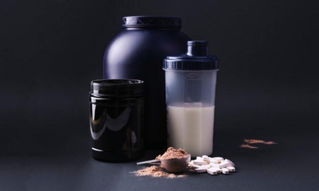 Top 10 beste fitness supplementen